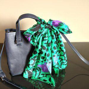 Liz Claiborne Accessories - Vintage Liz Claiborne Silk Scarf